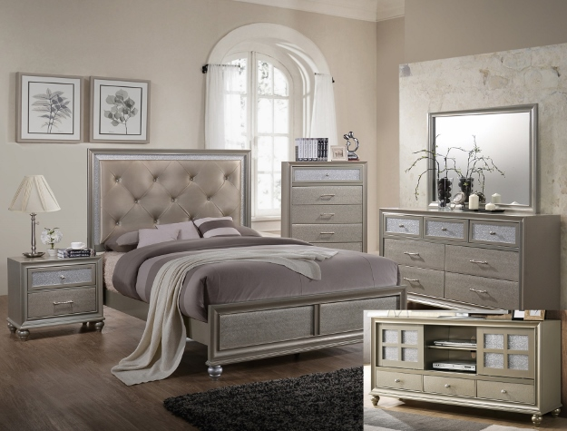 LILA BEDROOM SET