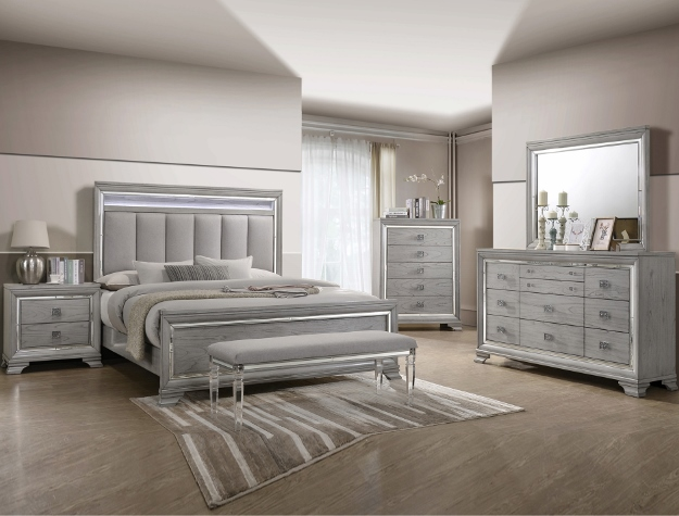 VAIL BEDROOM SET