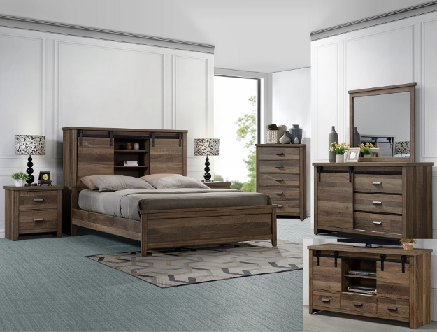 CALHOUN BEDROOM SET
