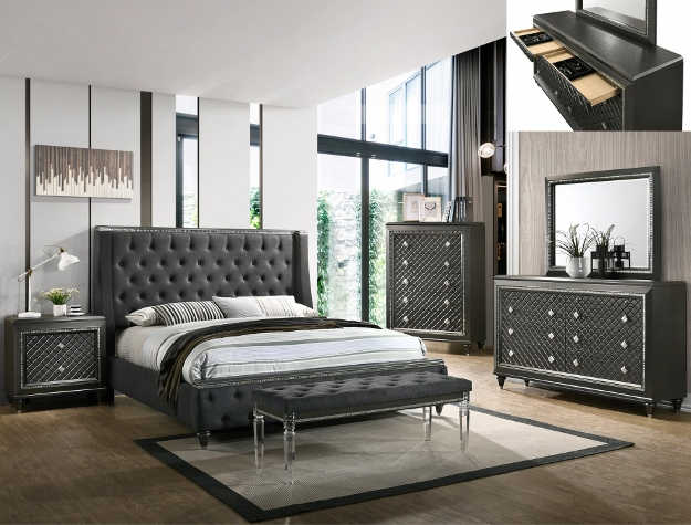 GIOVANI BEDROOM SET