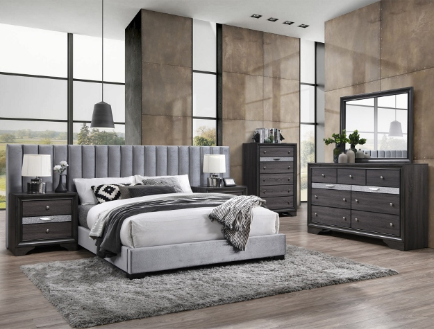 JARDIN WALL BED BEDROOM SET
