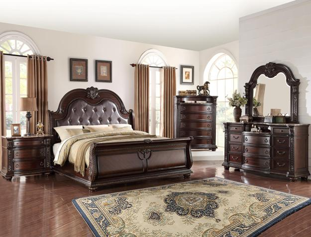 STANLEY BEDROOM SET