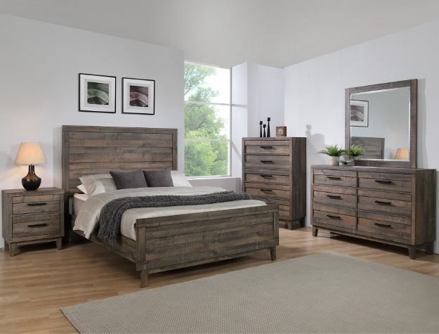 TACOMA BEDROOM SET