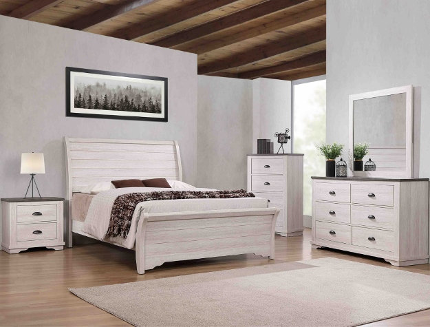 CORALEE BEDROOM SET